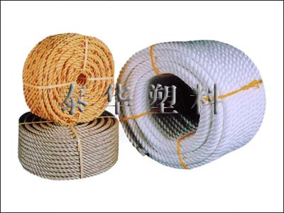 聚丙烯超细扁丝绳